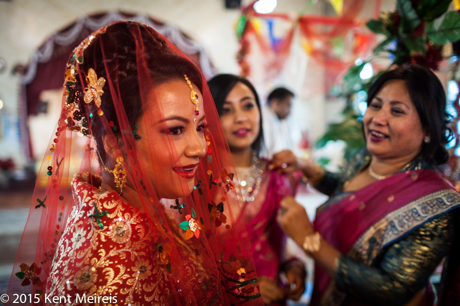 Nepali Hindu Indian Wedding Ceremony Denver Picture