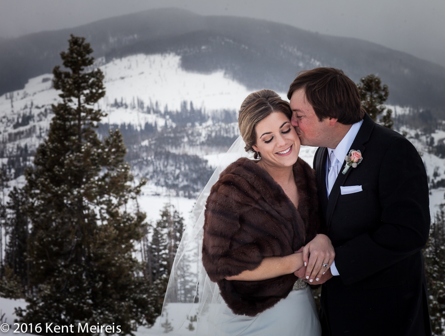 Colorado Destination Winter Wedding