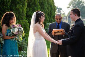 Denver Botanic Garden Wedding
