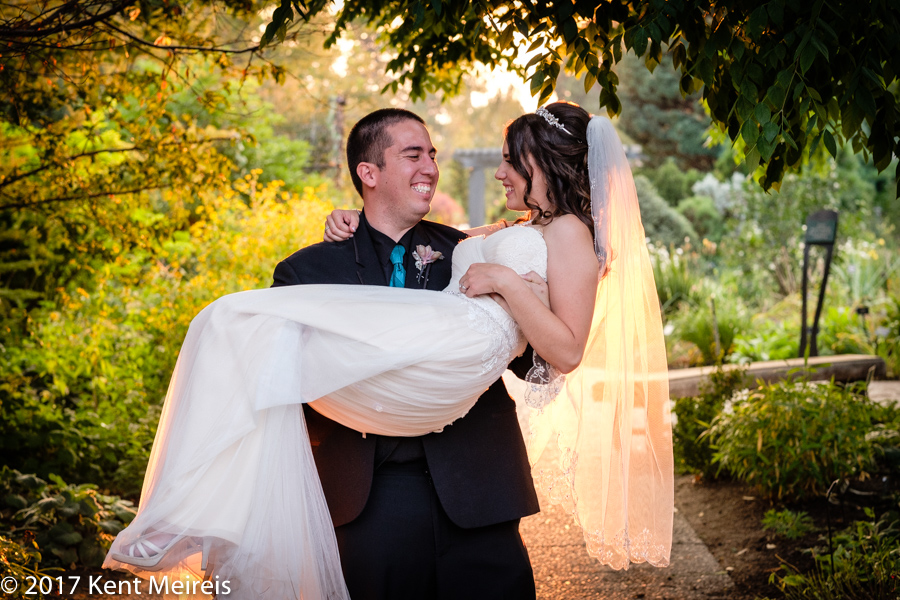 Denver Botanic Garden Wedding