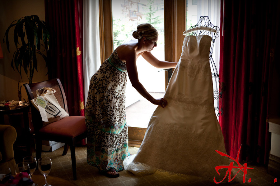 I loved the dress form Jenna had in her room at The Arrabelle.