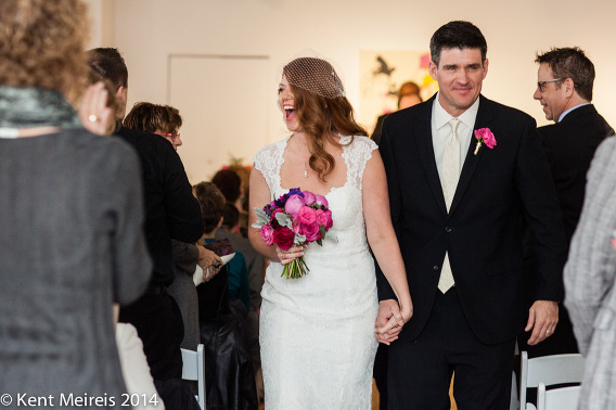 Artwork-Network-Gallery-Wedding-Recessional-Bride-Groom-Picture