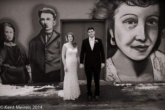 Artwork-Wedding-Portrait-Mural-Birde-Groom-Picture