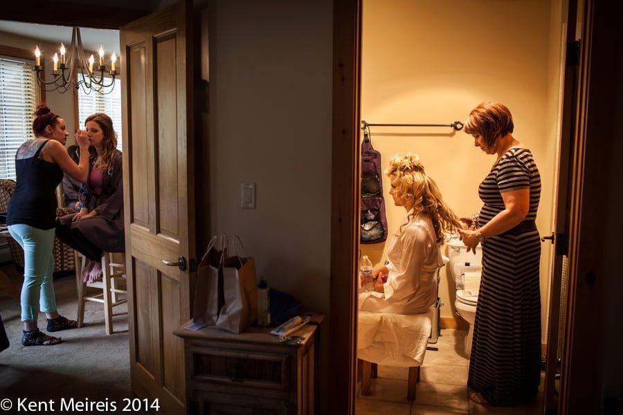 Bride-Getting-Ready-Keystone-Cololorado-Picture