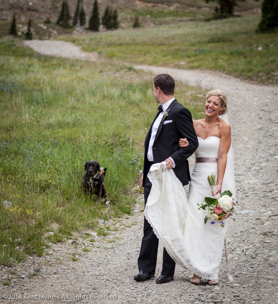 Bride-Groom-Dog-Poop-Picture-Wedding