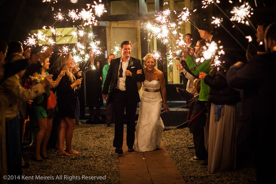 Bride-Groom-Exit-Wedding-Reception-Black-Mountain-Lodge-Sparklers-Picture