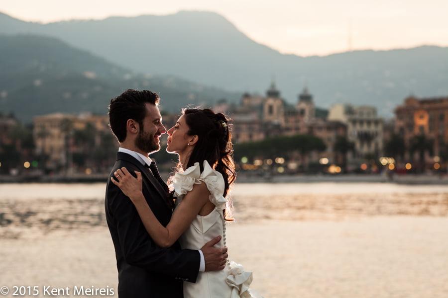 Santa_Margherita_Italy_Wedding_Bride_Groom_Portrait