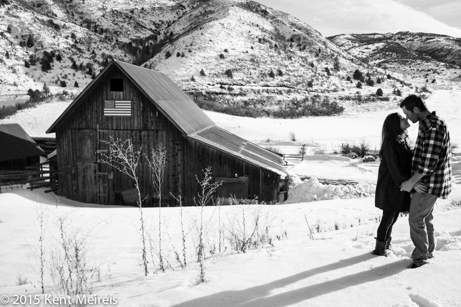 Snowmass, Colorado, Mountain Engagement Lifestyle photo session