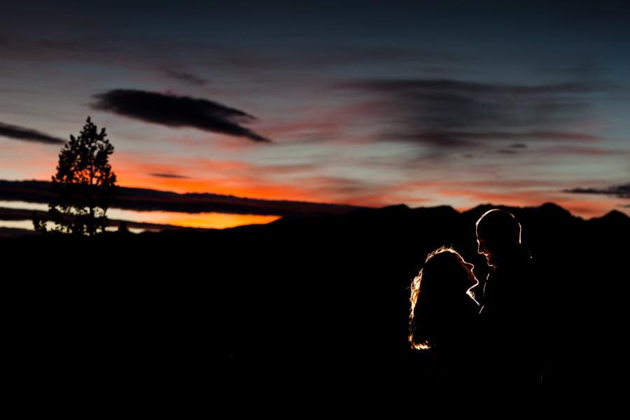 Sunset_Engagement_Portrait_Gold_Camp_Colorado_Mountains_Boulder_Colorado