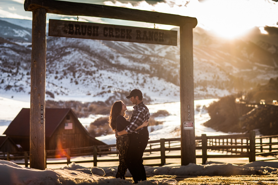 Snowmass_Colorado_Couple_Ranch_Engagement_Picture