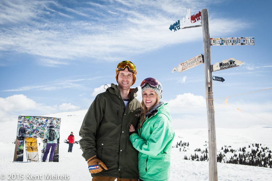 Snow-Boarding-Couple-Engagment-Picture-Keystone