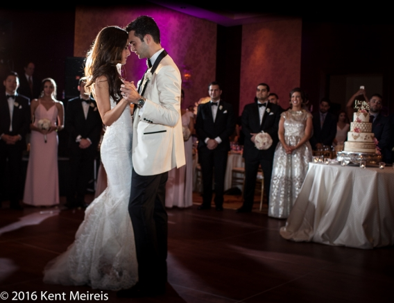 Greek_Bride_Groom_First_Wedding_Dance_Denver_Colorado_Denver Greek Orthodox Wedding