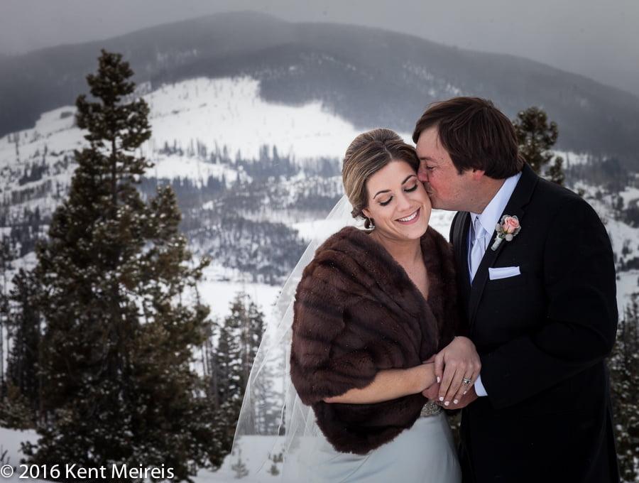 Colorado Destination Winter Wedding