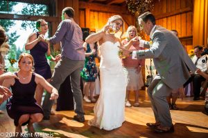 Old Thompson Barn Wedding Dance Party