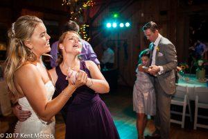 Old Thompson Barn Wedding Dance Party