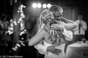 Old Thompson Barn Wedding Father Daughter Dance
