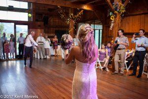 Old Thompson Barn Wedding Father Daughter Dance softball