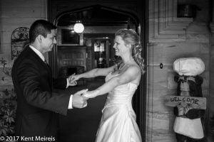 Manitou Springs Colorado Wedding_Bride_Groom_Reveal_Moment
