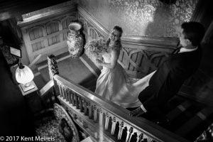 Manitou Springs Colorado Wedding Bride Groom Reveal Stairway