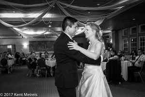 Manitou Springs Colorado Wedding bride groom dance