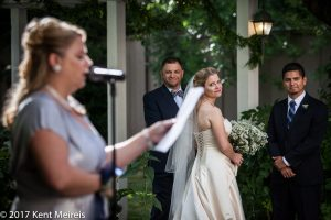 Manitou Springs Colorado Wedding Ceremony Reading Sister