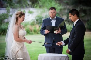 Manitou Springs Colorado Wedding Knot Tying Ceremony Ropes