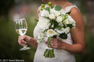 Highlands Ranch Mansion Wedding Reception Detail Picture Wine Flowers Ring