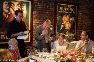 Barolo Grill Denver Wedding Reception