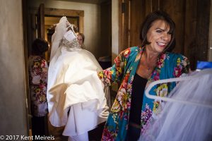 Devil's Thumb Ranch Wedding