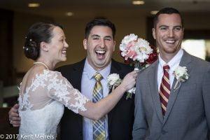 Breckenridge Peak 7 Patio Wedding