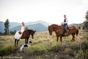 Colorado Mountain Ranch Wedding