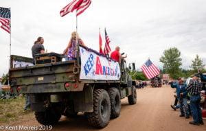 Montana_Politics_4th_of_July_Parade_President_Military_Flag